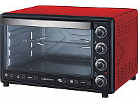 Электродуховка Mirror LIBERTON LEO-650-Red