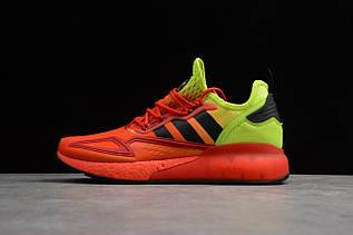 Кросівки жіночі Adidas ZX 2K Boost / ADM-3599 (Репліка)