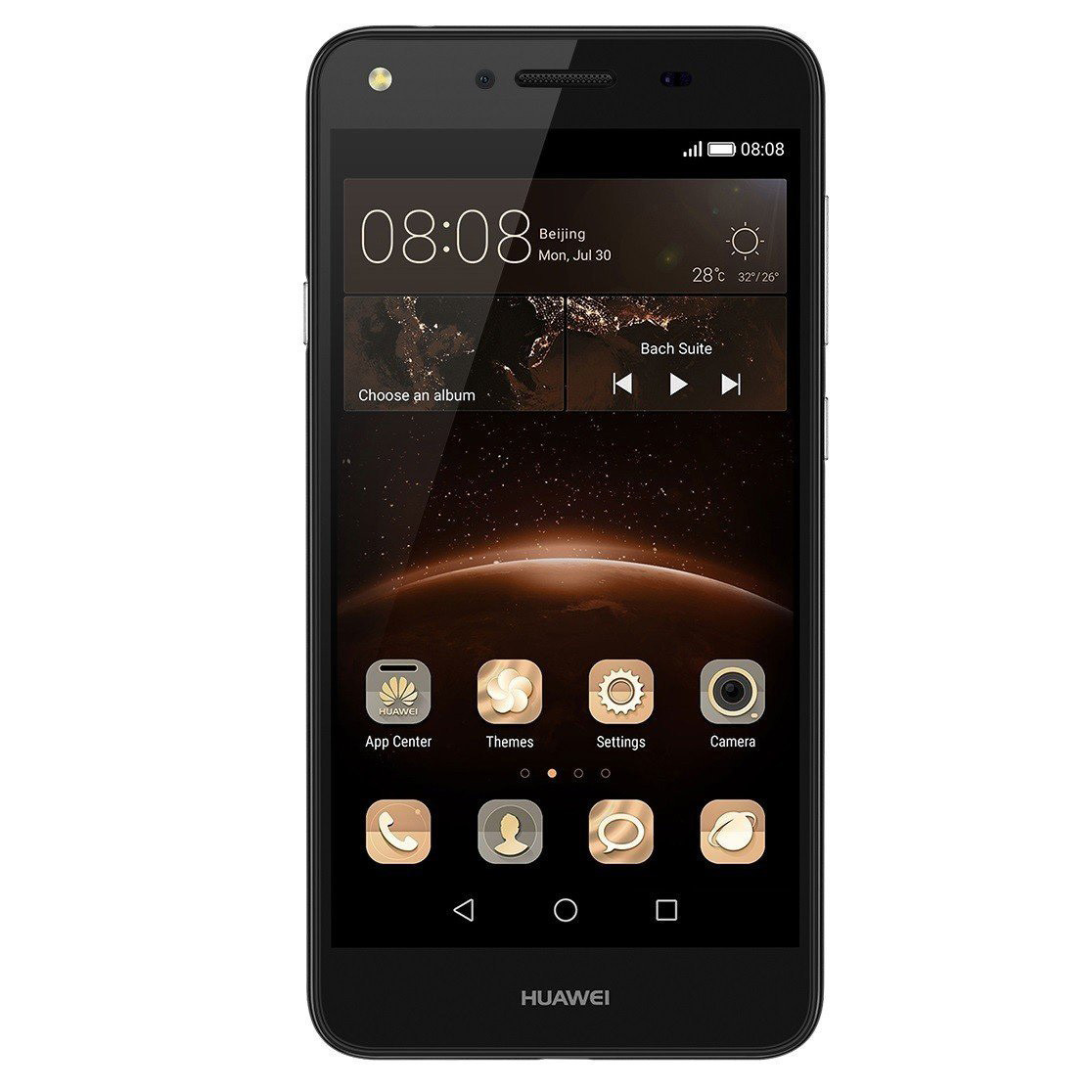 Huawei Y5 II CUN-U29 1/8Gb Black Grade C Б/У