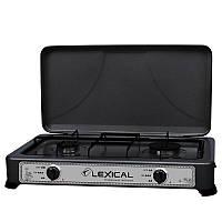 Плита газова 3 конфорки Lexical LGS 2813-2