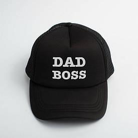 "Кепка ""Dad Boss"""