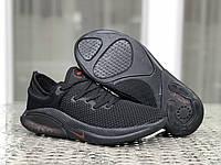 Мужские летние кроссовки сетка Joyride Run Flyknit,черные