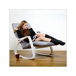 Кресло-качалка Vecotti Серый