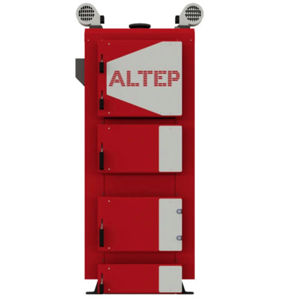 ALtep Duo Uni Plus 150 кВт промышленный котел на твердом топливе длительного горения с автоматикой