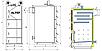 ALtep Duo Uni Plus 150 кВт промышленный котел на твердом топливе длительного горения с автоматикой, фото 7