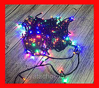 Новогодняя гирлянда Нить LED 200 мульти