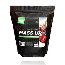 Mass Up гейнер Польша с повышенным содержанием углеводов, 2,5 кг Сочная ягода