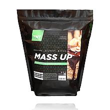 Mass Up гейнер Польша с повышенным содержанием углеводов, 2,5 кг вкус Сливочная карамель