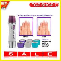 Прибор для полировки и шлифовки ногтей Naked Nails, Аппарат для маникюра и педикюра Naked Nails, фото 1