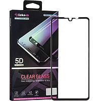 Защитное стекло Gelius Pro 5D Clear Glass for Samsung A105 (A10) Black на экран телефона с полным покрытием.