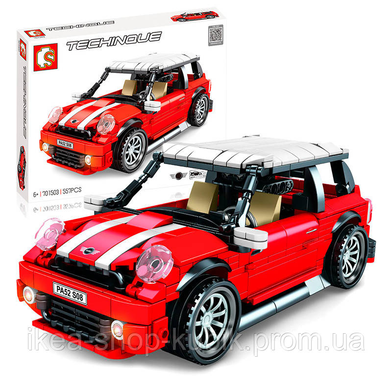 701503 Sembo Block Jaguar: MINI Sports Car