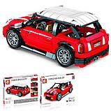 701503 Sembo Block Jaguar: MINI Sports Car, фото 6