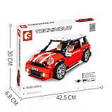 701503 Sembo Block Jaguar: MINI Sports Car, фото 7