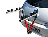 Кріплення для перевезення 2 велосипедів. На фаркоп., фото 4