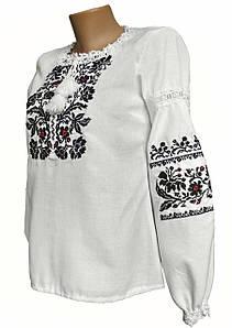 Домоткана Сорочка Вишиванка для дівчинки Підліток р. 134-164
