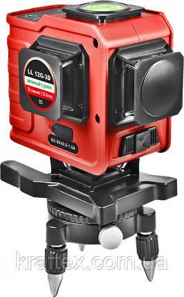 Нивелир лазерный Stark LL-12G-3D, фото 2