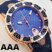 Ulysse Nardin Marine Blue Lady Diver-Gold-Blue