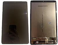 Дисплей  Xiaomi Mi Pad 4 Plus + тачскрин (сенсор), черный, со шлейфом сканера отпечатка пальца (Touch ID), оригинал