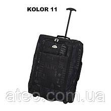Сумка-рюкзак на колесах(55см*40см*20см) колір 11