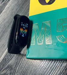 Фитнес браслет Xiaomi Mi Band M5 Люкс хит ( Black )