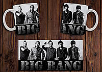 """Чашка """"BigBang"""" / Кружка Биг Бэнг №1"""