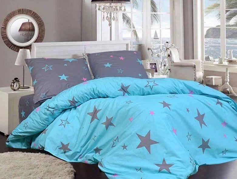 Полуторный набор постельного белья