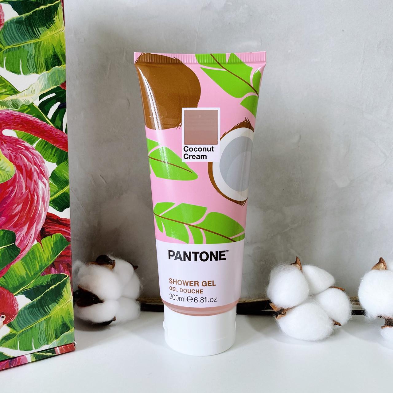 Гель для душа Bubble T - Pantone Coconut cream
