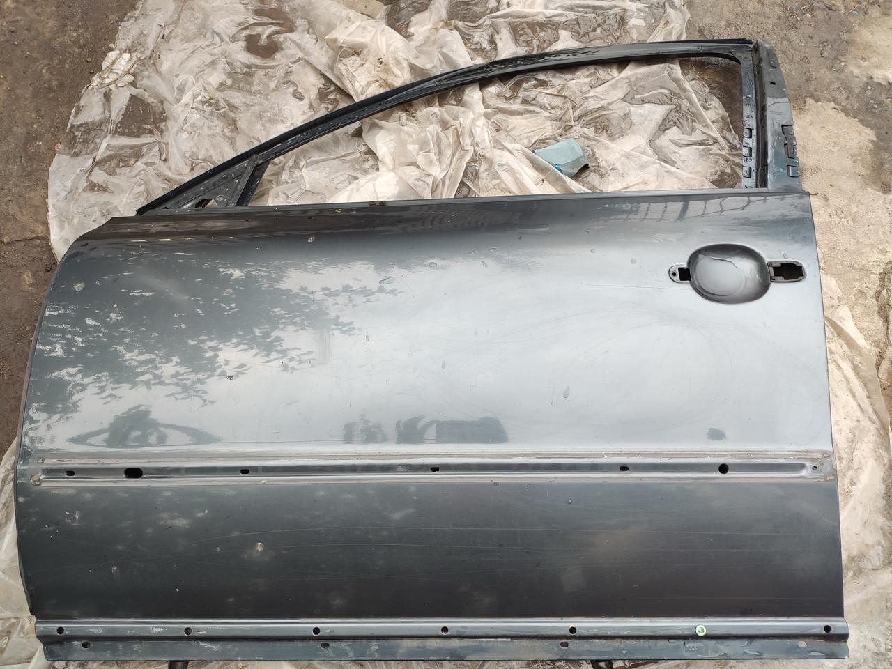 Дверь передняя левая водительская Volkswagen Passat B5 пассат б5