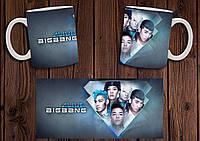 """Чашка """"BigBang"""" / Кружка Биг Бэнг №2"""