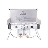 Газовая плита Kovea Grace Twin Stove (AL II Chef Master) KB-0812 (8806372095437)
