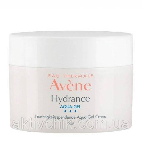 Авен Гидранс Аква-Гель Avène Hydrance Aqua-gel  для лица и глаз