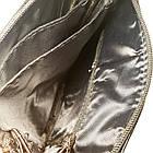 Багатосекційна сумка з шкіряним клапаном, фото 5