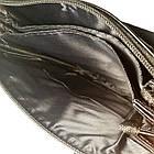 Багатосекційна сумка з шкіряним клапаном, фото 6