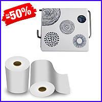 Держатель для туалетной бумаги Bathlux закрытый Fuegos artificiales 50341|держатель туалетной бумаги настенный
