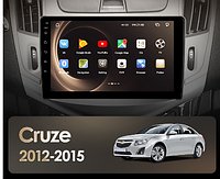 Junsun 4G Android магнитола для  Chevrolet Cruze J300 J308 2012 - 2015