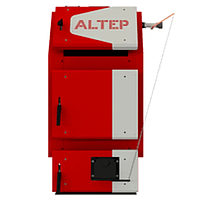 Altep Trio Uni 14 кВт (Альтеп) экономичный универсальный твердотопливный котел длительного горения