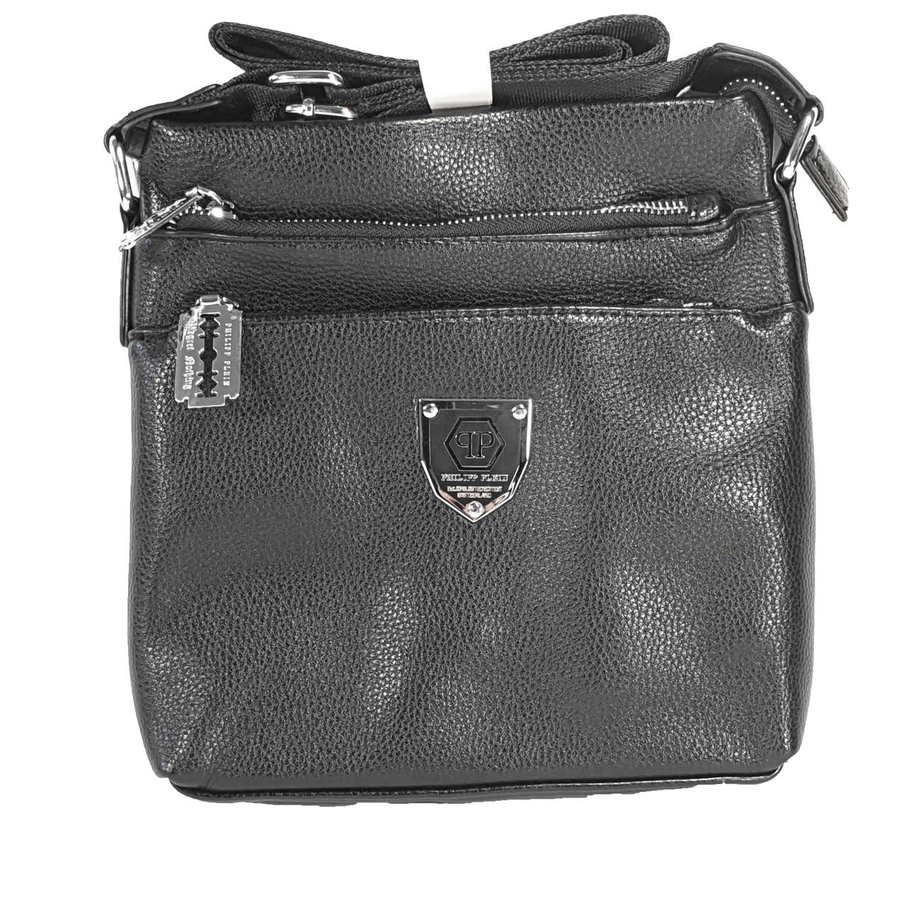 Односекционная сумка сумка Philipp Plein