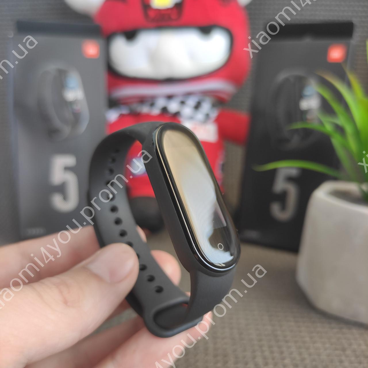 Фитнес браслет Xiaomi Mi Band 5 Original ОРИГИНАЛ Фитнес трекер Часы ксяоми мибенд 5