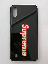 Чехол Samsung M10 LUMINOUS GLASS Supreme