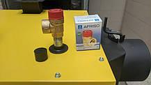 Лучший твердотопливный котел Кронас Стандарт 26 кВт / Kronas Standart Сталь 5 мм, фото 3