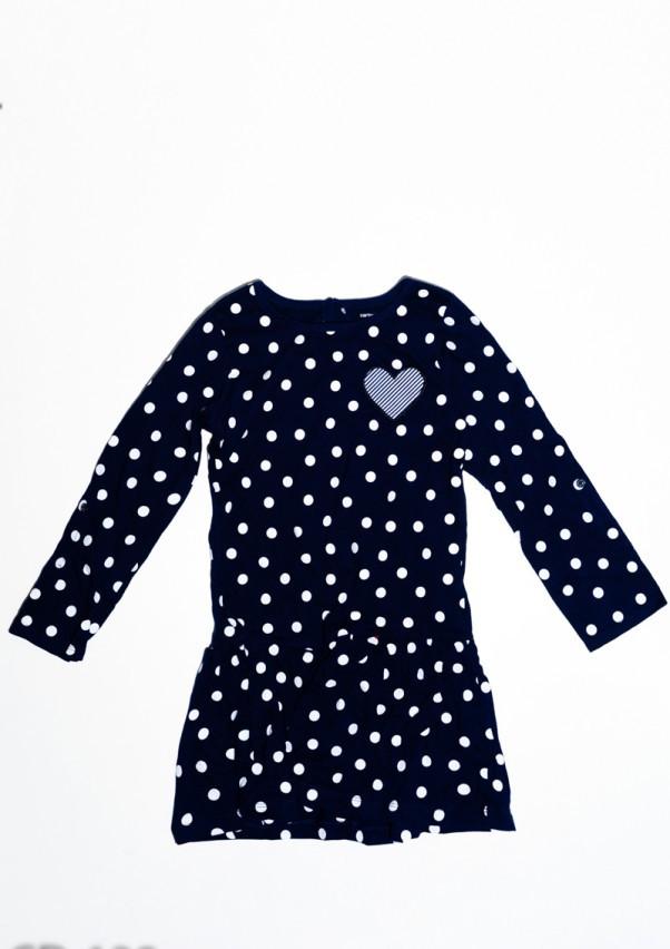 Детские платья  CD-129  3 года (93-98р) синий