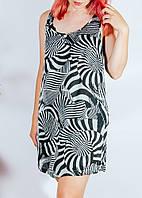 Шелковое платье летнее FRB, размер S, арт. 30-1088