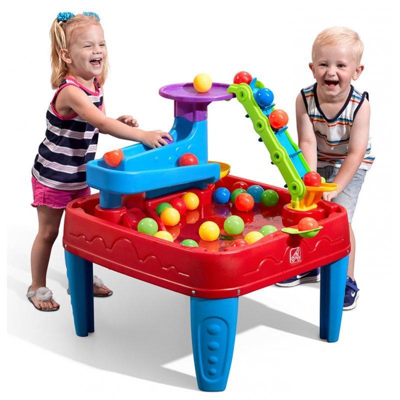 Детский Водный стол с шарами Step2 494200