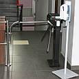 Стойка-держатель автоматических дозаторов дезинфекции, фото 2