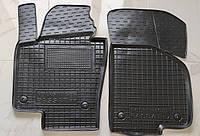 Автомобильные передние коврики Volkswagen Passat B6 от 2005 г.в. /B7 от 2011 г.в. (видеообзор) Avto-Gumm