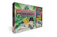 Монополия с терминалом (Monopoly), настольная игра 6136B
