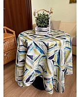 Скатертину на стіл ПРОВАНС 133х133 ПРО015446