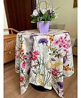 Скатертину на стіл ПРОВАНС 133х133 ПРО015444