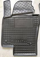 Коврик водительский в салон Volkswagen Passat B6 от 2005 г.в./B7 от 2011 г.в. (видеообзор) Avto-Gumm