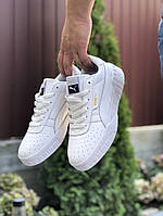 Кроссовки Puma Cali белые